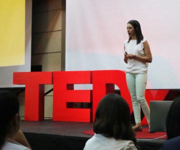 Emprender una respuesta en pareja, Nuestra charla TEDx